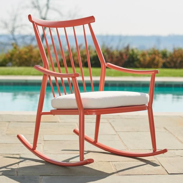 Sensational Our Patricia Rocker Is A Find We Know Weve Worked Hard To Machost Co Dining Chair Design Ideas Machostcouk