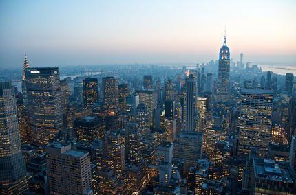 Charmant Bilder Av Top Of The Rock Observation Deck, New York I New York City
