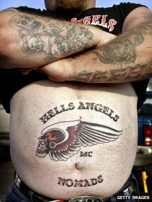 A Look Inside US Biker Gangs