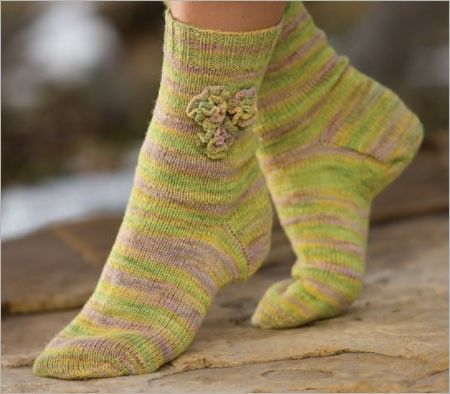 Samba Socks Knitting Pattern Download Circular Needles Socks And