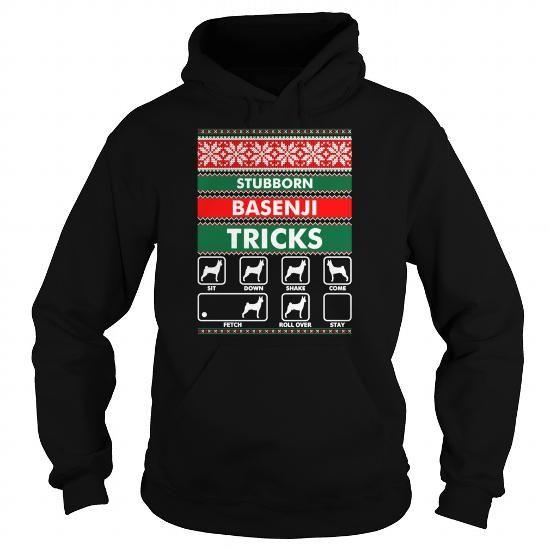 stubborn basenji tricks ugly christmas sweater tshirts mens premium tshirt
