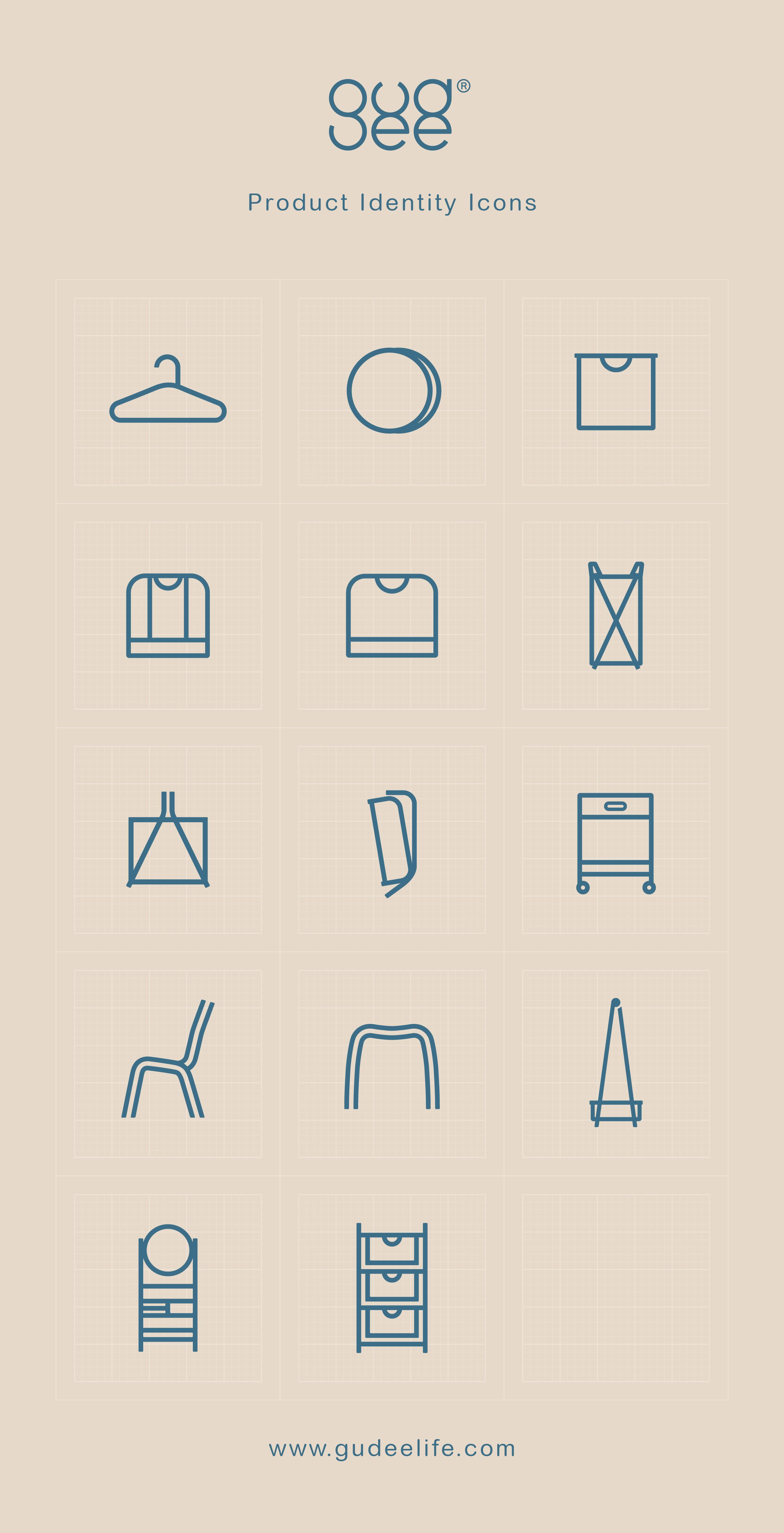 Product Identity Icons From Gudeelife Com Our Mission Is To Create Smart Design For Your Better Lifestyle Stylish Home Decor Smart Design Simple