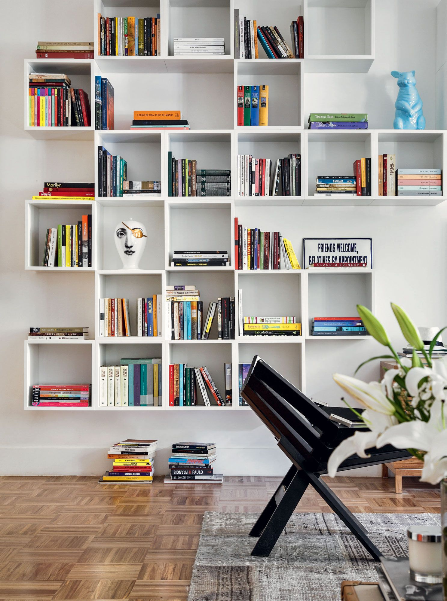 Best 25 Libreros De Pared Ideas On Pinterest Esquineros