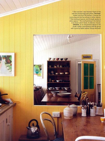 House Revivals: Colorful Painted Paneling | Colorful Home ...