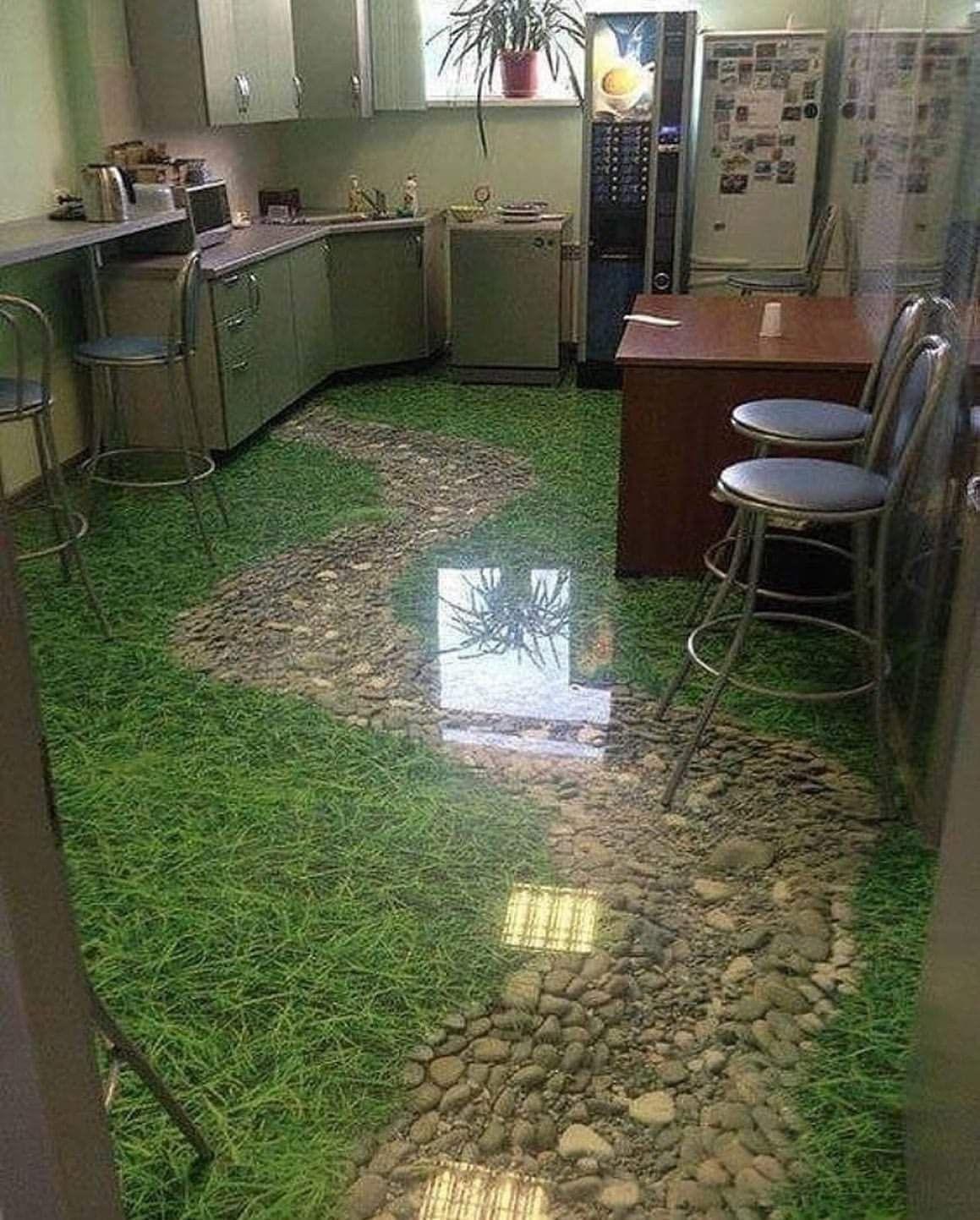 Creative 3D Floor Design Ideas (mit Bildern)