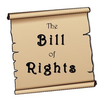 U S Constitution Bill of Rights Worksheet DBQ Read and Understand