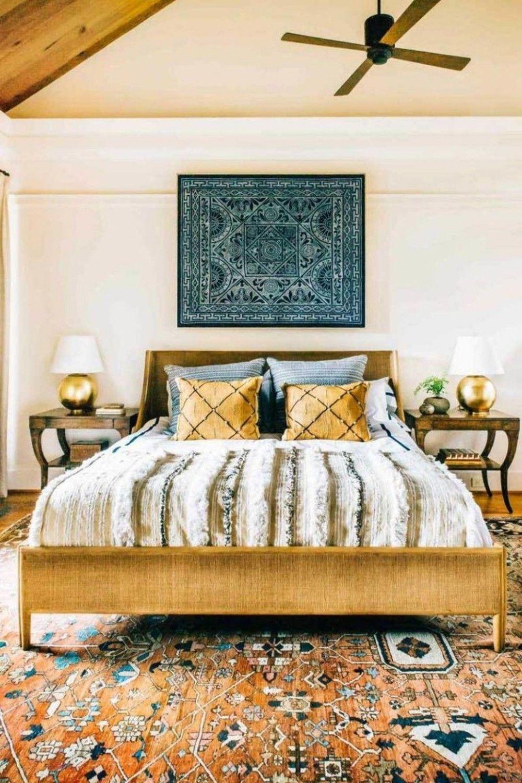 Modern Interior House Design Trend For 2020 Eclectic Bedroom Modern Bohemian Bedroom Bohemian Bedroom Decor