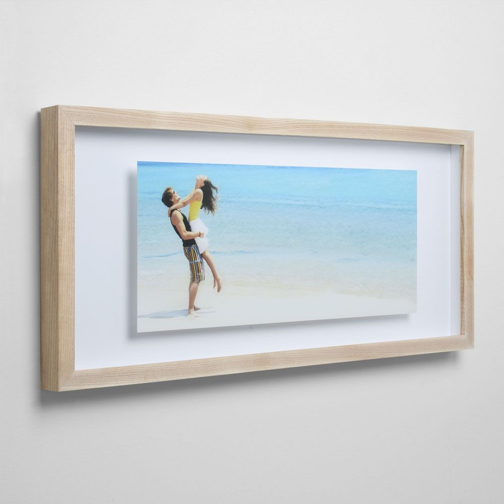 box frame with float mount google search