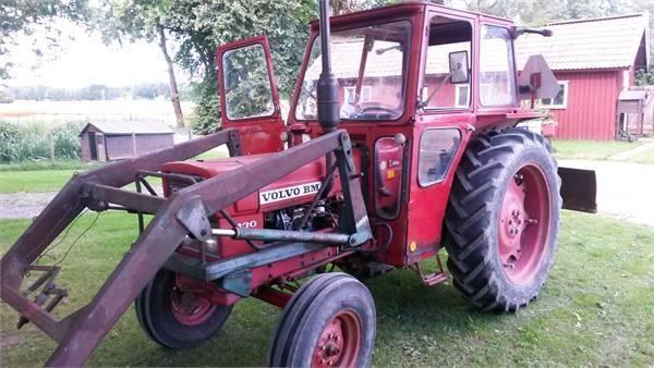 små traktorer till salu
