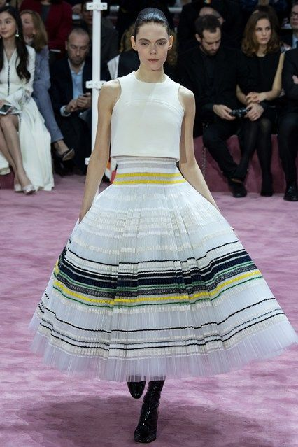 Christian Dior-- Spring/Summer 2015 Couture