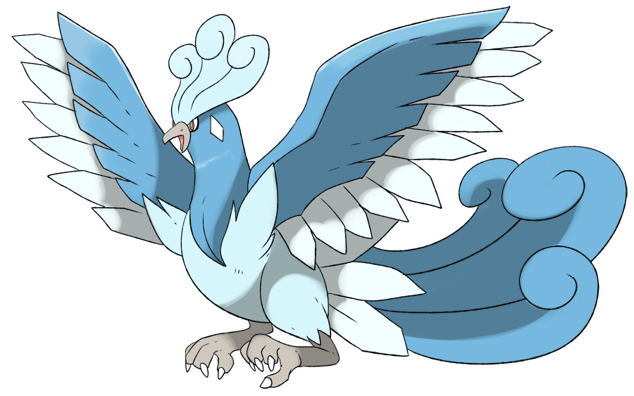 how to get articuno in pokemon white