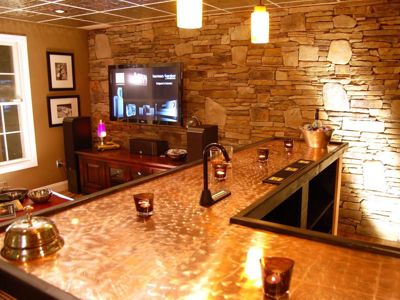 Inspirational Man Cave Bar Tables