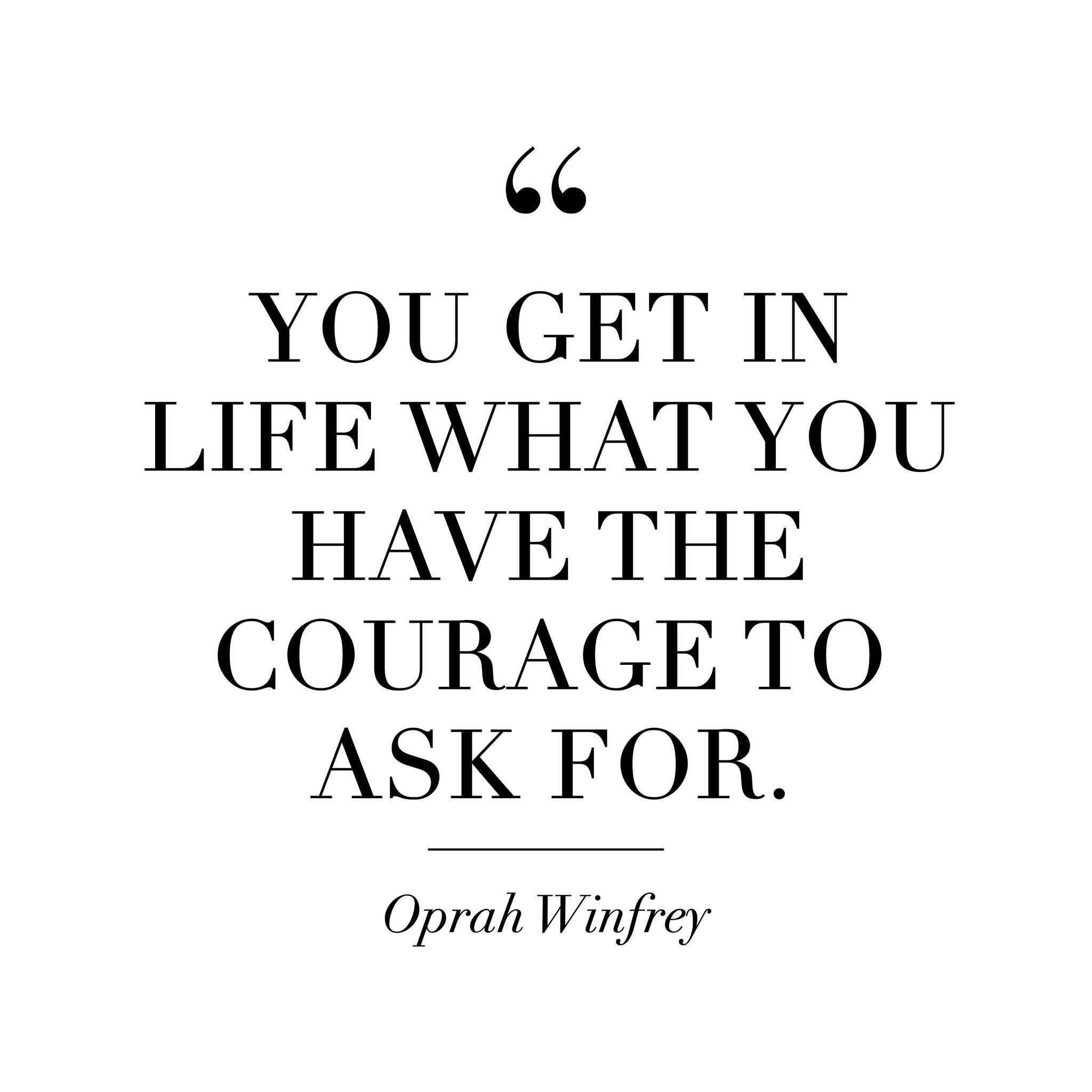 Oprah Quotes About Friendship 8 Empowering Quotesinspirational Women  Inspirational Blog