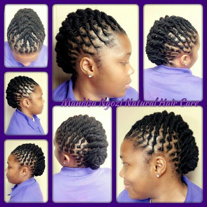 Loc Styles By Necijones Locs Hairstyles Natural Hair Styles Dreadlock Styles