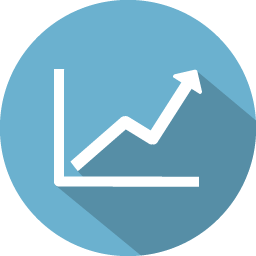 Analytics Icon Telegram Logo Logo Design Icon