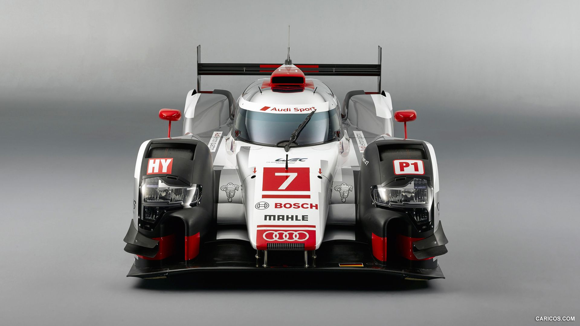 2015 Audi R18 e tron quattro Wallpaper 24 Le Mans