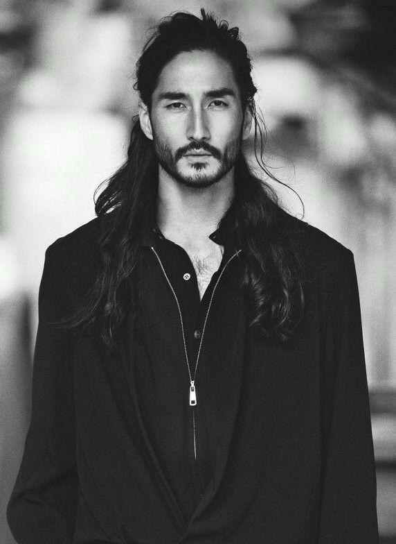 Tony Thornburg Marry Me Asian Men Hairstyle Long Hair Styles Men Tony Thornburg