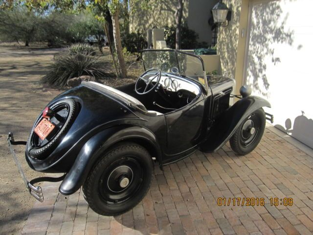 1933 American Austin Roadster Garage Find Bantam Hot Rod Gasser