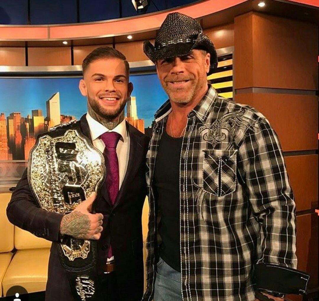 Pin by jamie saylor on shawn michaels pinterest shawn michaels so great to meet the new champ this morning m4hsunfo