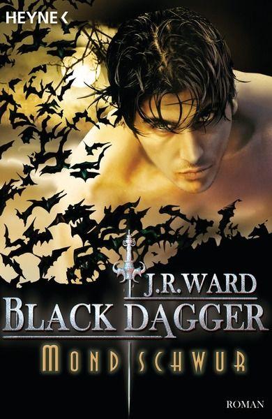 Black Dagger - leider eine Reihe, die mich ab Band 10 verloren hat.