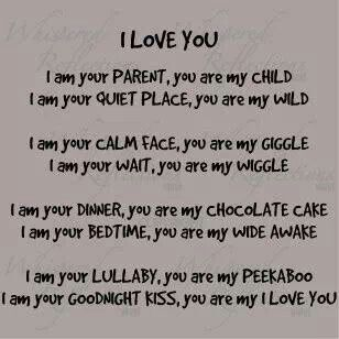 Poem To My Little One Words Me Quotes Quotes