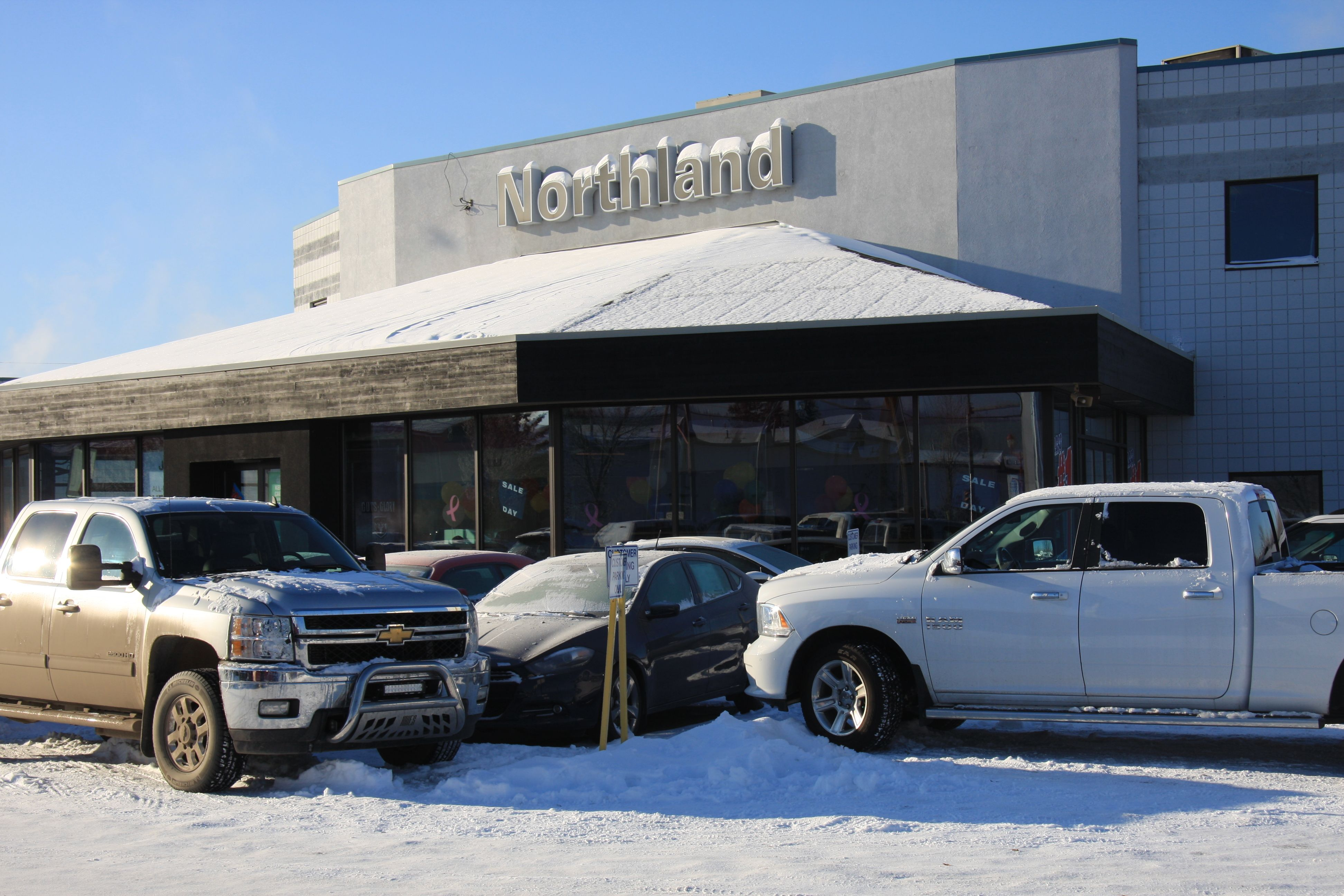Northland Dodge (Northland Chrysler Jeep Dodge) Located At 1995 20th Ave  Prince George,
