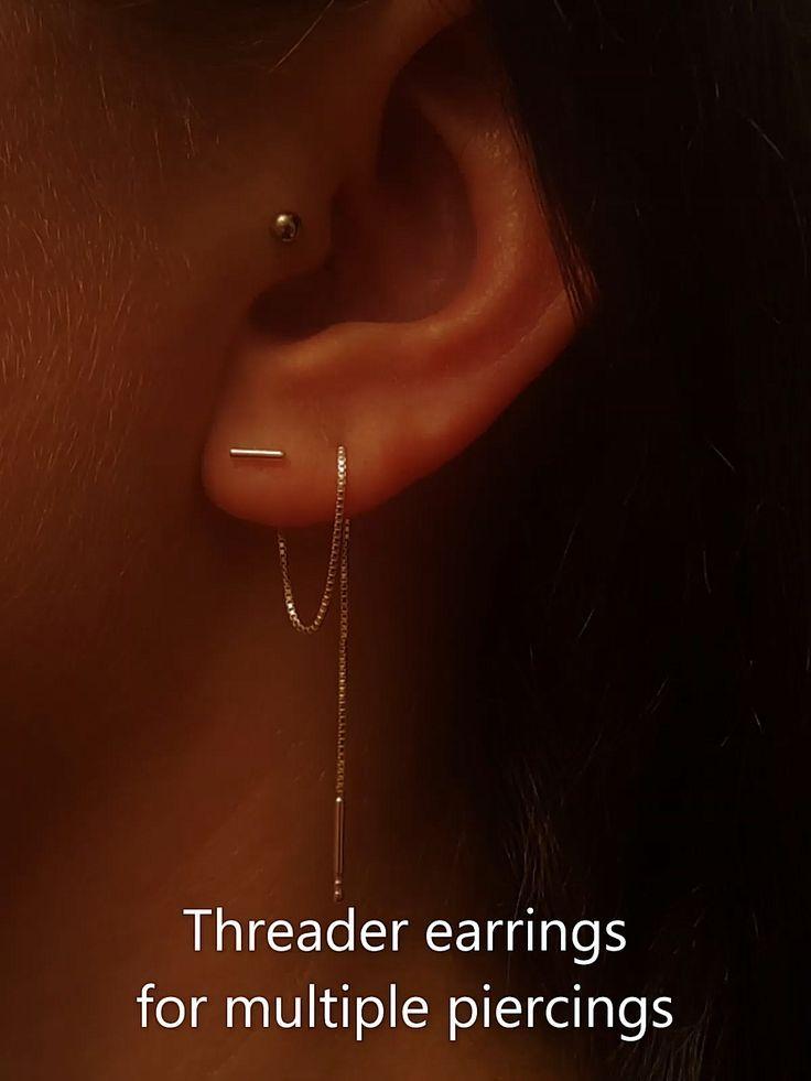 cool peircings Ear Piercings