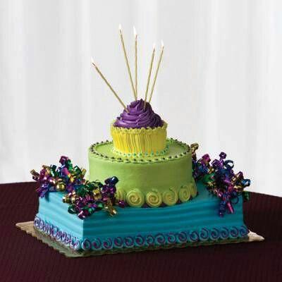 Helen Birthday Cake from Publix