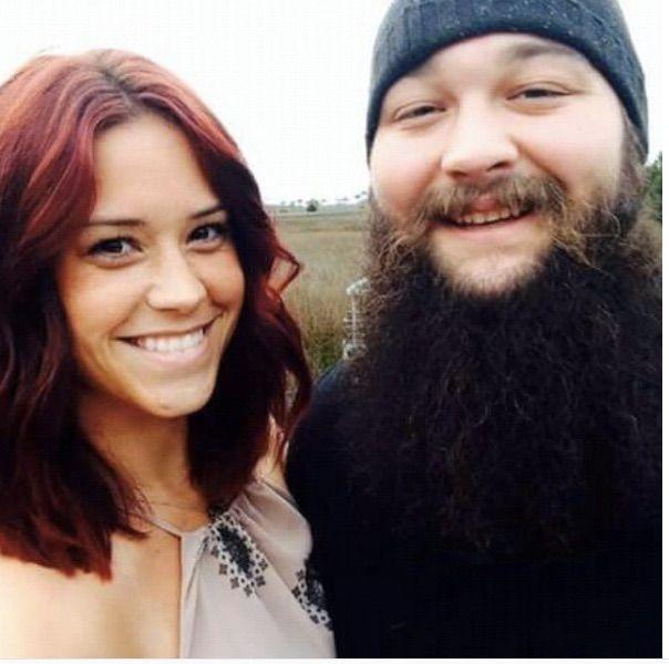 Wyatt cheated redhead