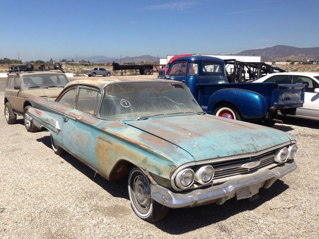 1960 Chevy Bel Air Chevrolet Barn Find Cars Classic Cars Muscle