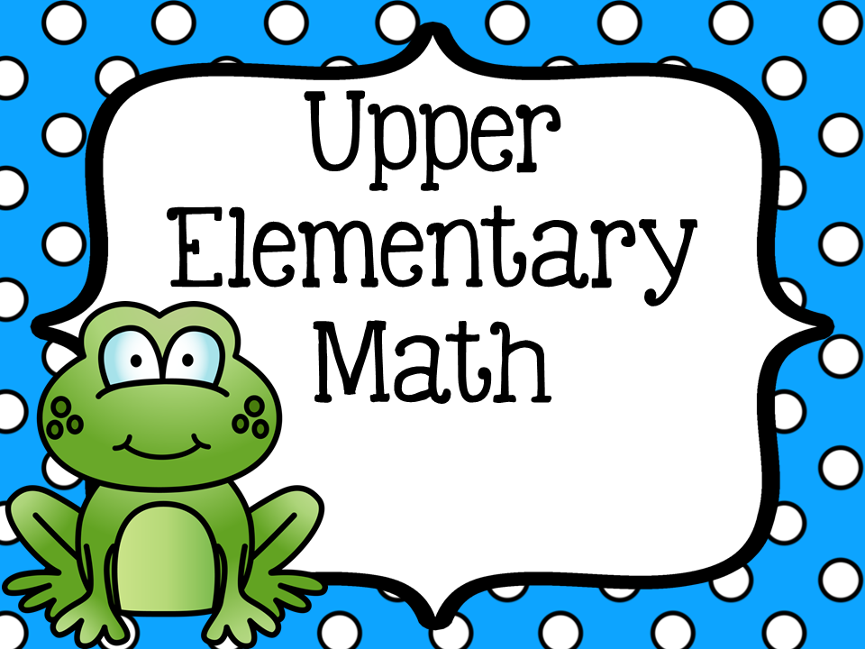 Pin by Meghan\'s Pad on Upper Elementary Math | Pinterest ...