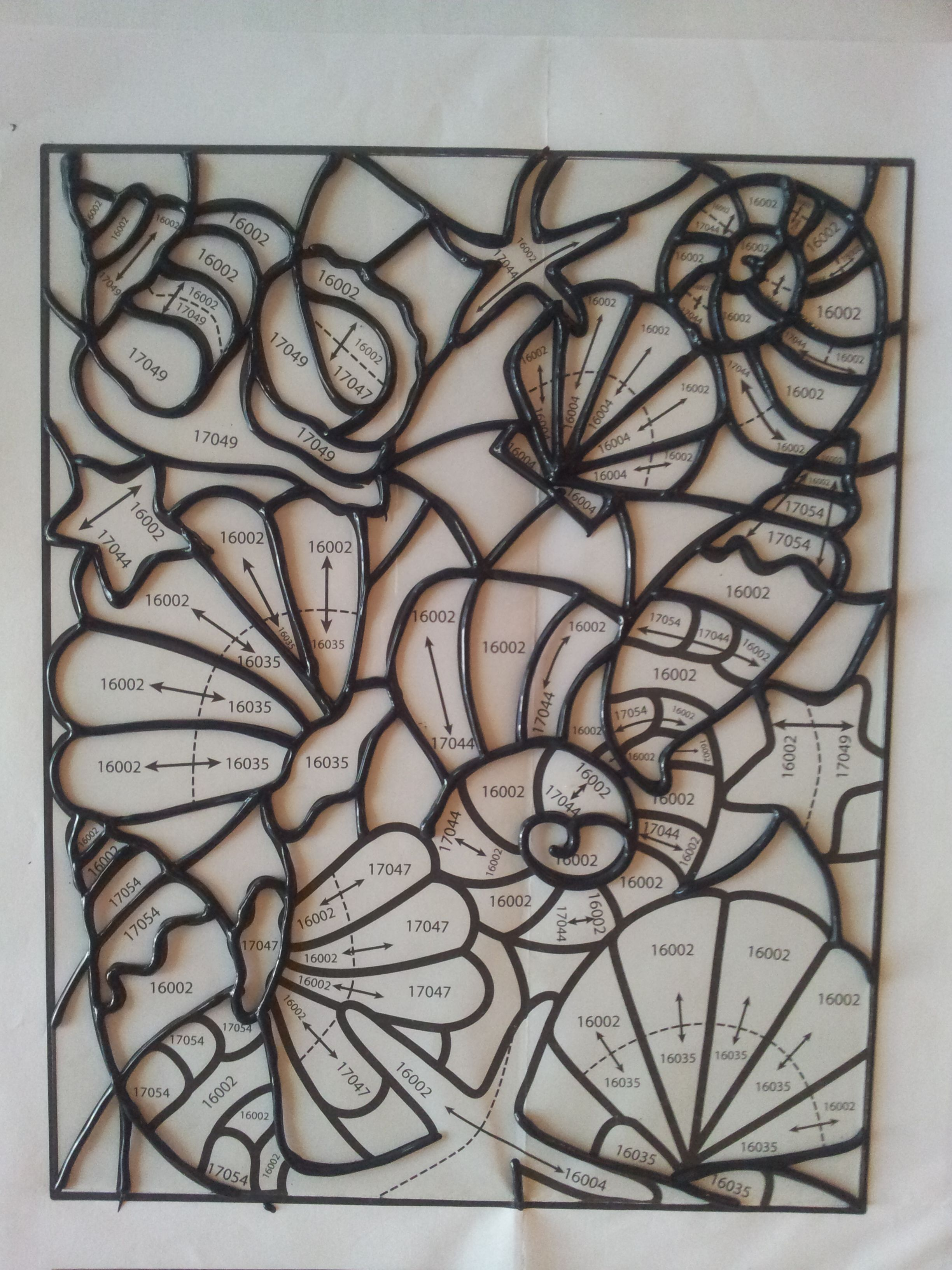 Glass Painting Tutorial For Our Home Pinterest Faux Stained Glass Painting Tutorials And