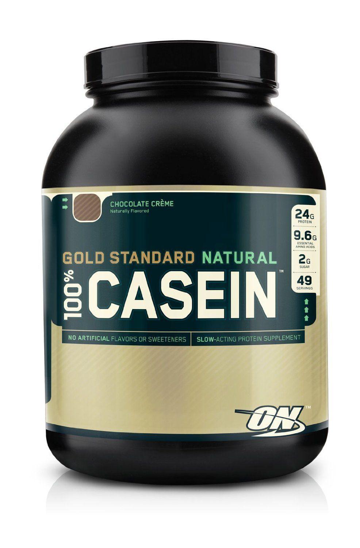 Optimum Nutrition 100 Natural Casein Protein Optimum