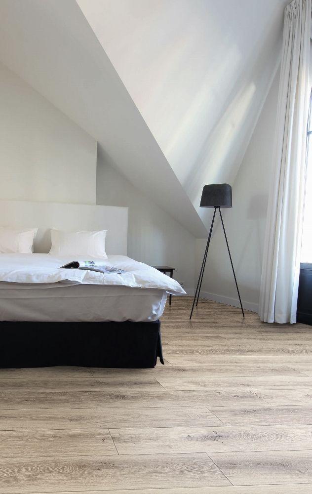 inspiratie #slaapkamer #laminaat #eiken #natuurlijk | Eiken Vloeren ...