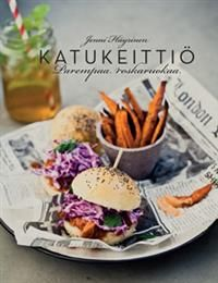 http://www.adlibris.com/fi/product.aspx?isbn=9522208132 | Nimeke: Katukeittiö - Tekijä: Jenni Häyrinen - ISBN: 9522208132 - Hinta: 16,70 €