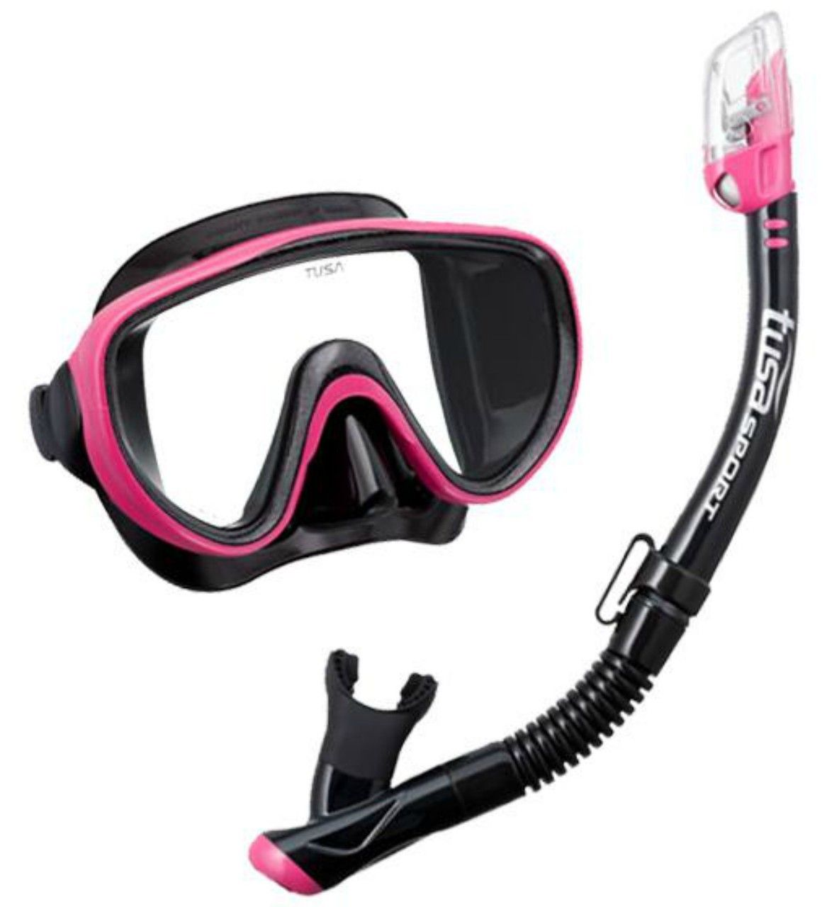 Tusa Serene Mask Snorkel Set Colour Choice In 2020 Snorkel Set Snorkeling Dry Snorkel