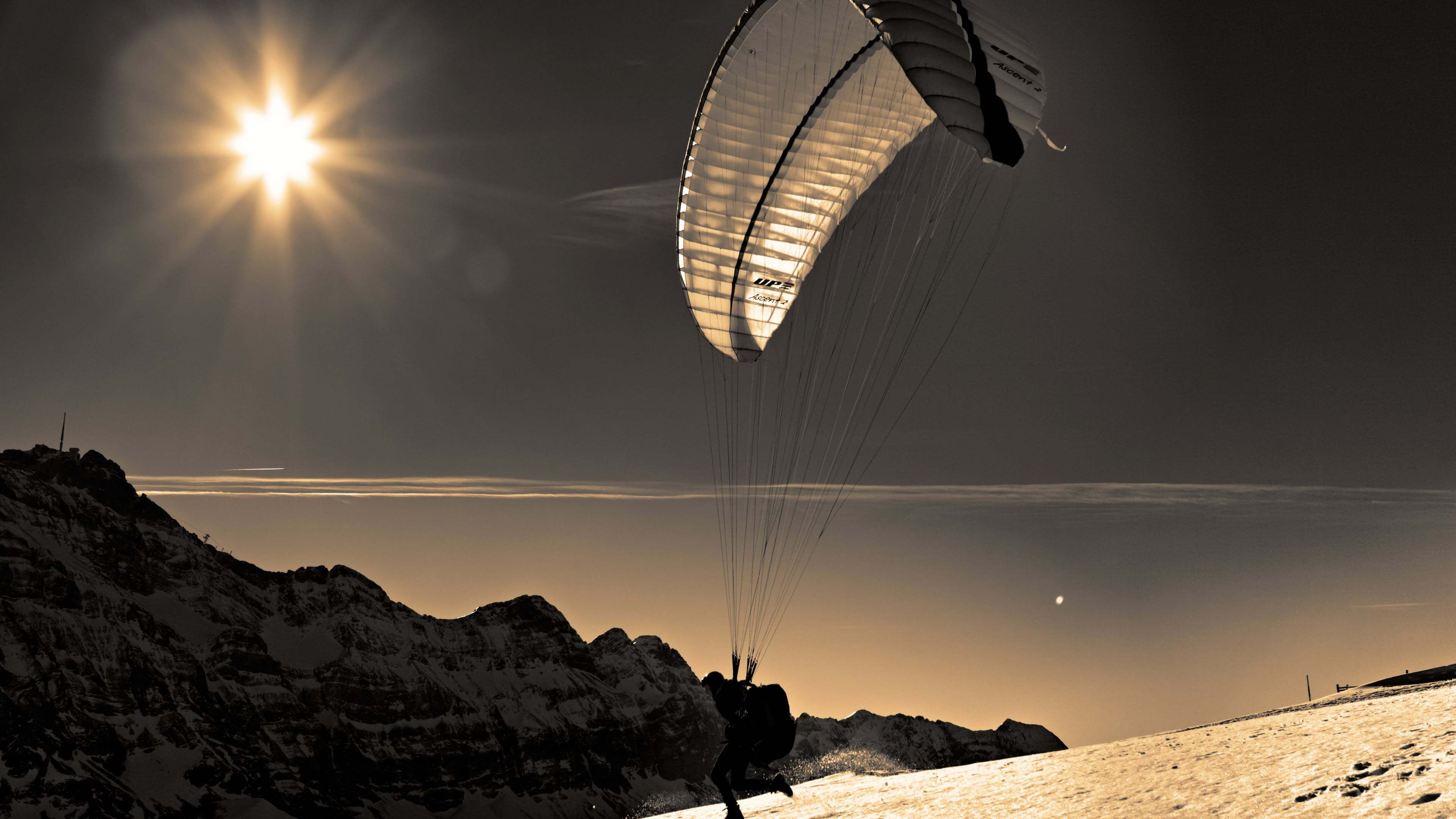 paragliding hd wide wallpaper for widescreen wallpapers hd wallpapers