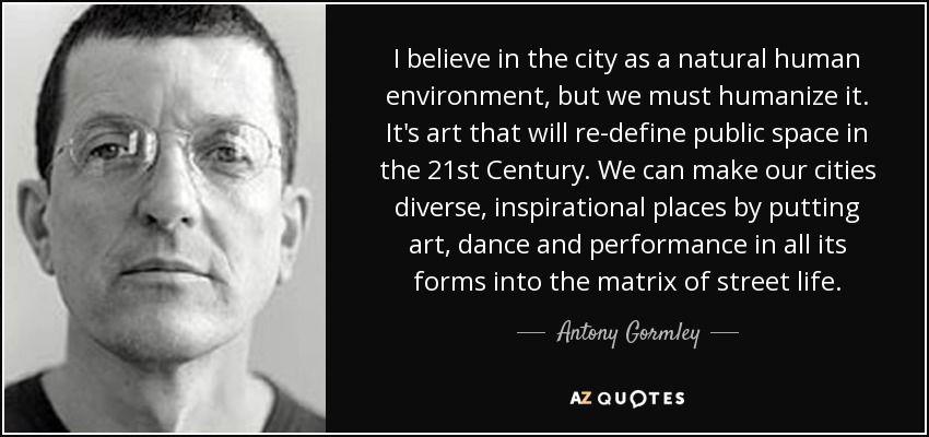 Discover Antony Gormley famous and rare quotes Antony