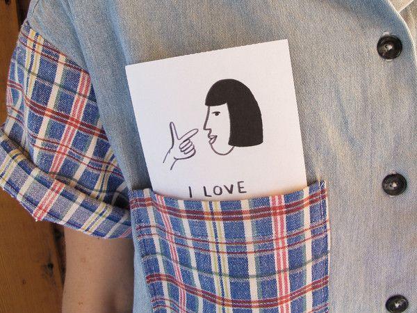 Secret Admirer Notes - Elizabeth-Ann Bradley