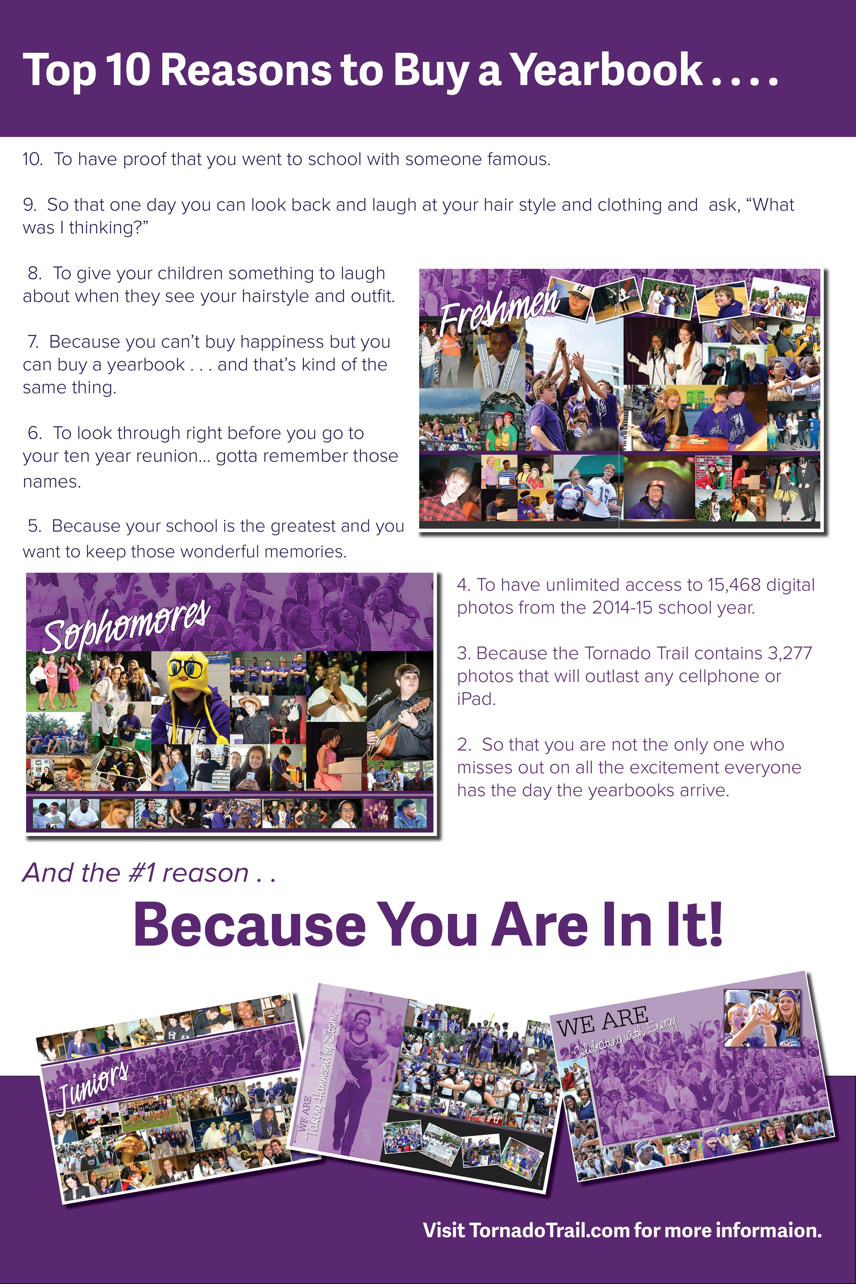 Customized 20X30 Poster using our own yearbook spreads Cost $9 96