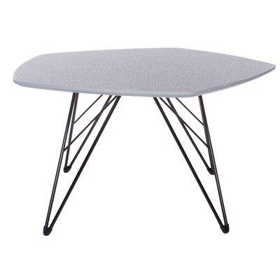 "Varick Gallery Auburndale Coffee Table Size: 17"" H x 30"" W x 30"" D"