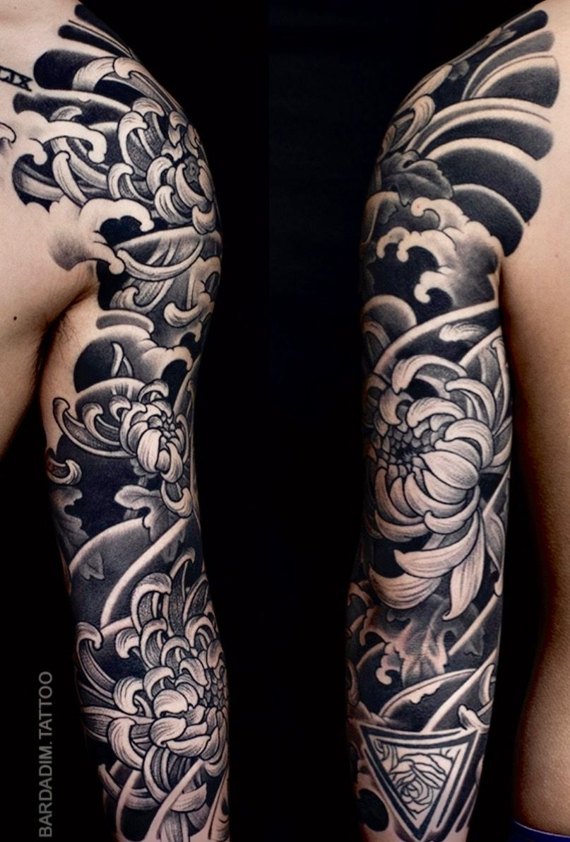 Amara S Tattoo Art Is Influenced By Irezumi Japanese Tattoo Japanese Tattoo Designs Tattoo Designs Men