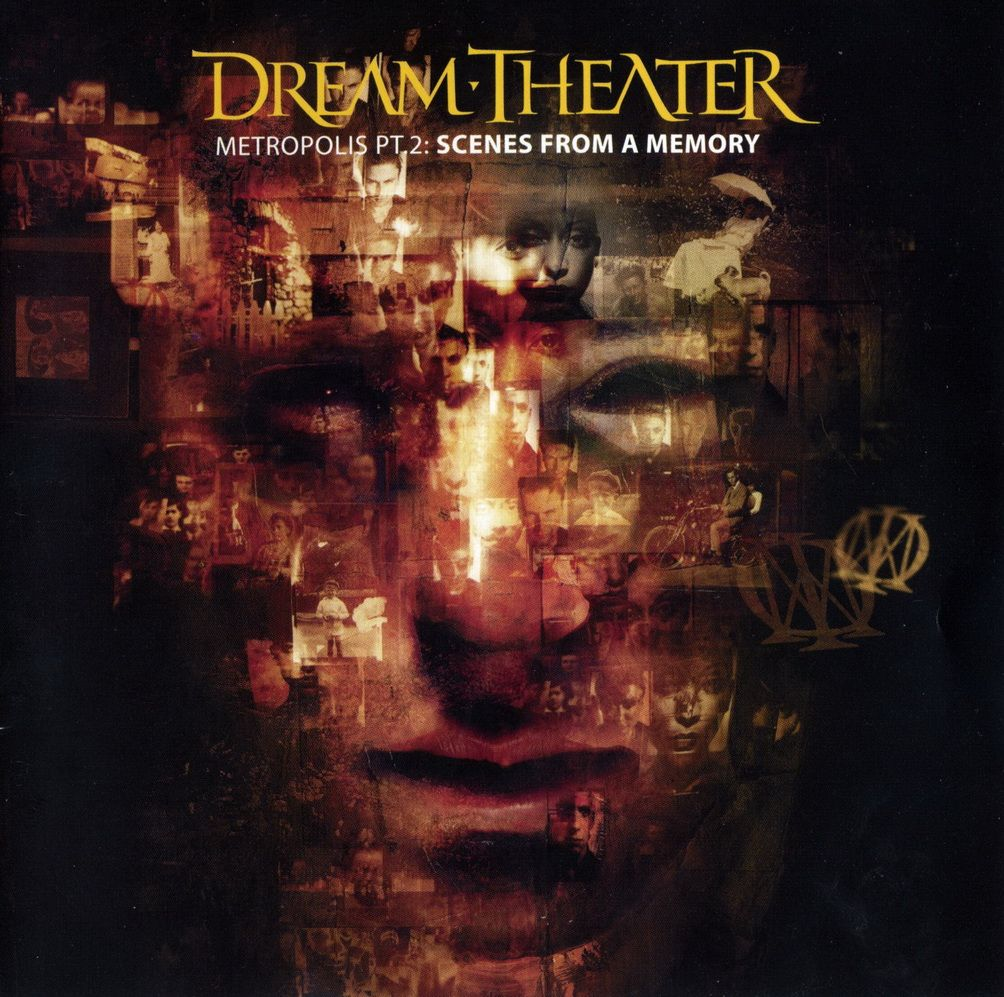 Metropolis Part II - Scenes From A Memory - Dream Theater