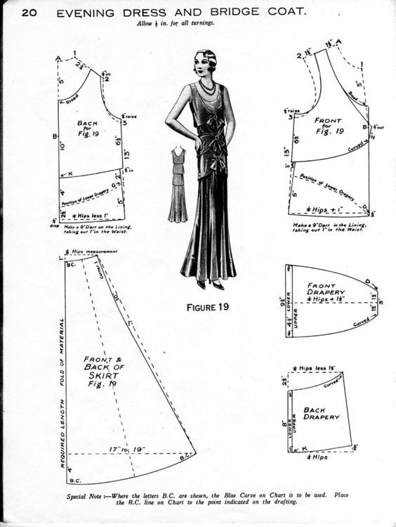 Vogue Evening Dress Patterns   Free Sewing Pattern & Tutorial ...