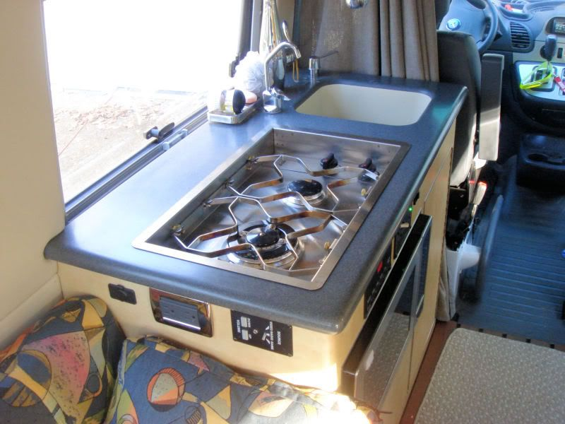 All About Mike Hiscoxs Sprinter Expedition Camper A Van For Long Overland Expeditions Built By Creative Mobile Interiors