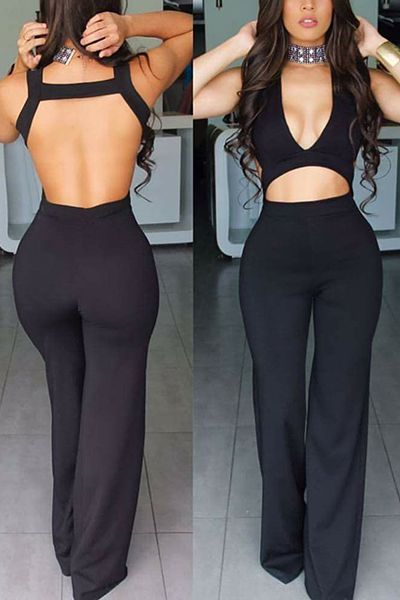 980dcf610188 m.lovelywholesale.com wholesale-sexy+v+neck+sleeveless+backless +black+healthy+fabric+one-piece+skinny+jumpsuits-g156308.html