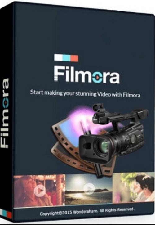 filmora wondershare crack 8.5