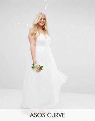Asos robe de mariee grande taille