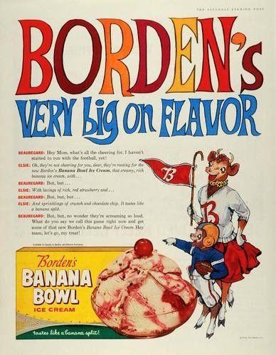 1959 borden s ad