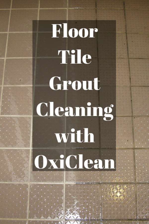 How To Clean Floor Tile Grout With